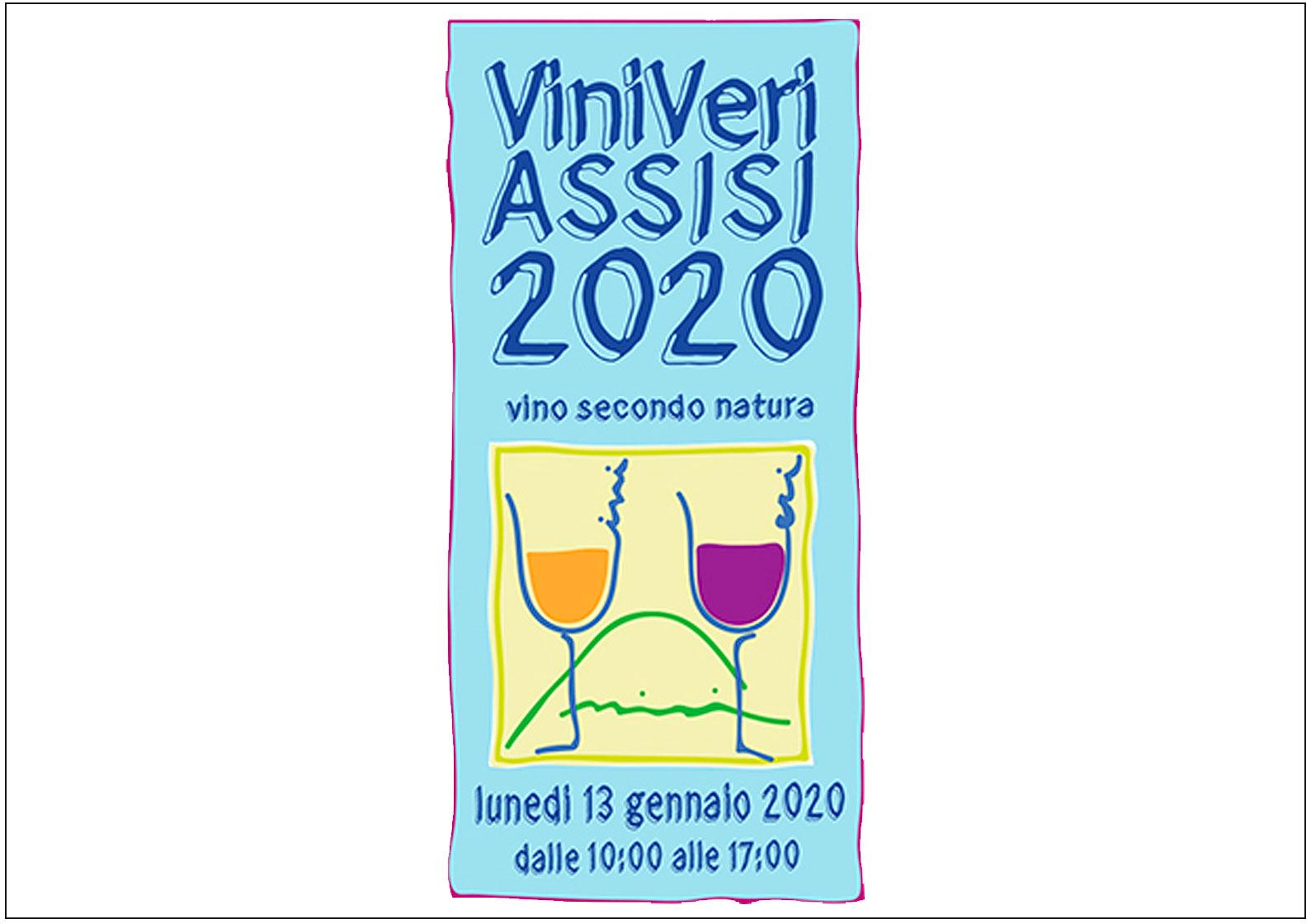 ViniVeri Assisi 2020 – Il Comunicato Stampa Ufficiale